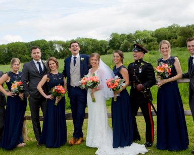 LAPSTONE BARN RELAXED COUNTRYSIDE WEDDING